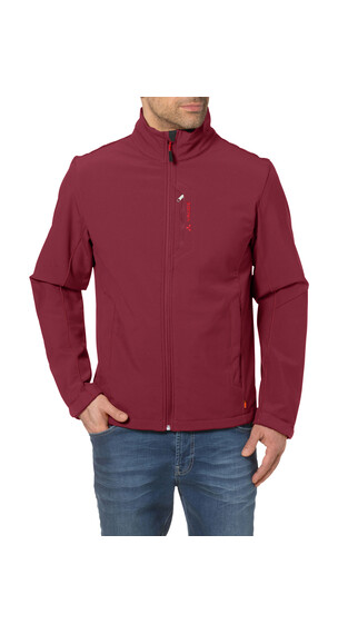 VAUDE Cyclone IV Jacket Men salsa